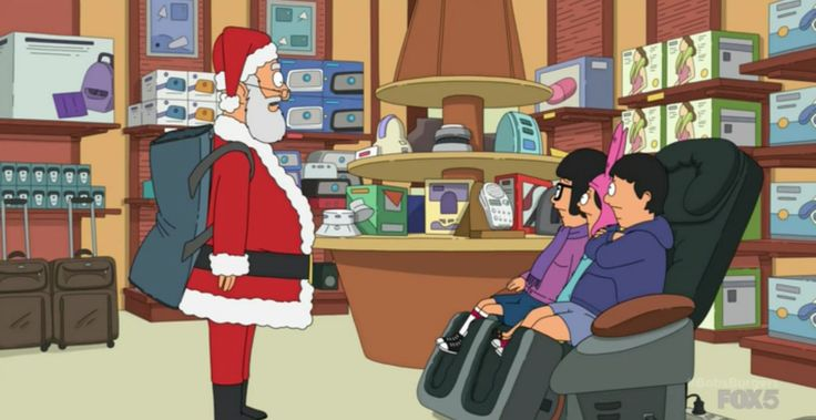 A Recap of Bob's Burgers season 6, episode 5 Nicecapades: