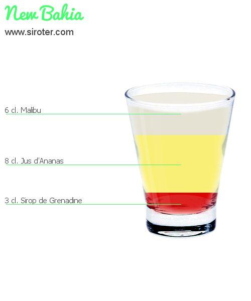 Cocktail New bahia