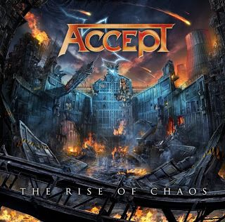 yearz of metal: Accept's new album cover