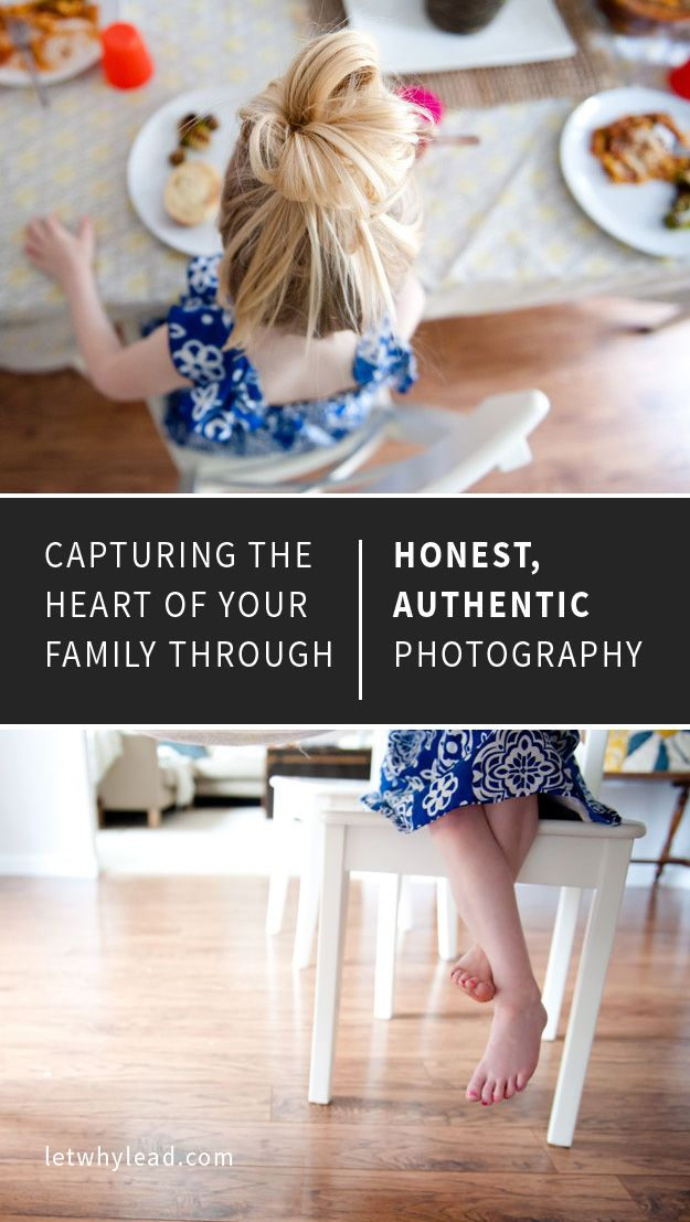 """HONEST, Authentic Family Photography 