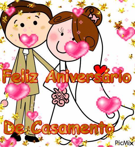 Feliz Aniversário De Casamento Ms Amores Pinterest Happy