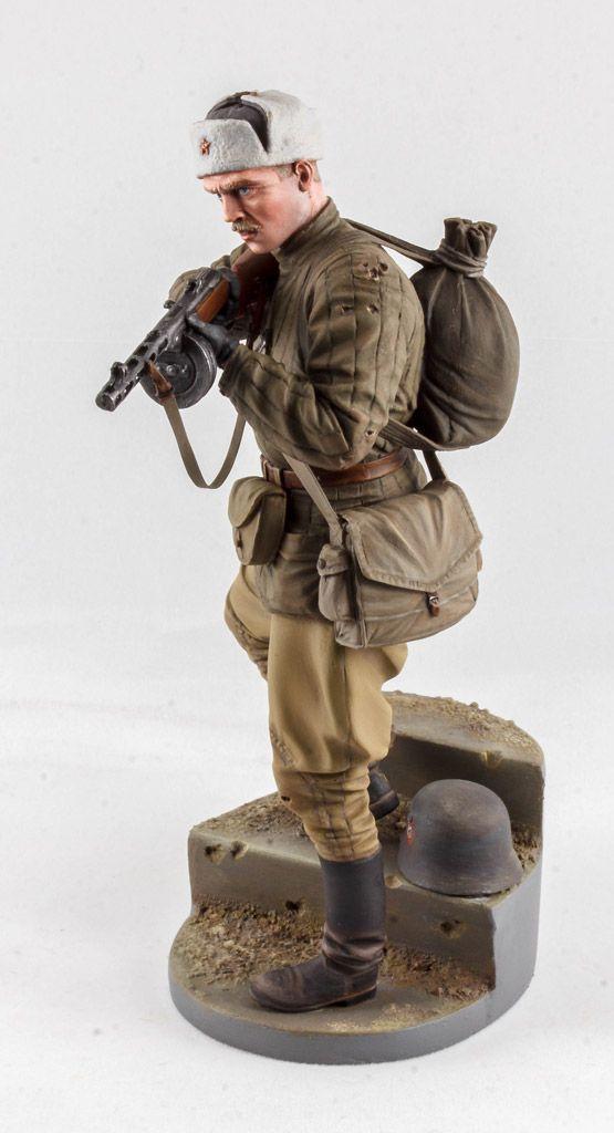 Soviet soldier                                                                                                                                                                                 More