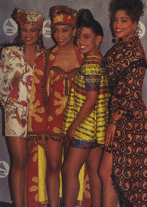 En Vogue, Grammy Awards, 1992.