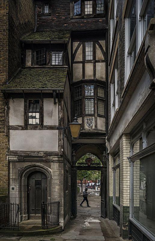 Smithfield, London, England by Michael Hewson