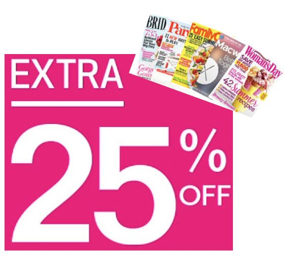 Super Cheap Magazine Subscriptions ~ $3.52 a Year! Ends 8/10 - TrueCouponing