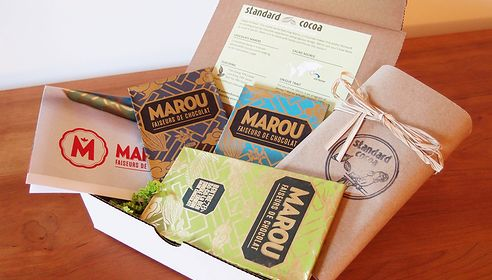 New Subscription Box Alert! Standard Cocoa - Gourmet Chocolate Bars Delivered Monthly!