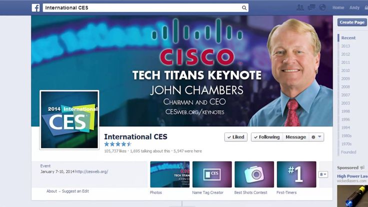 If you are anything like me but can`t join physically the consumer electronics show in Las Vegas, why not join it with me and many CIO`s socially? Watch the social video, as there is geek stuff everywhere on Twitter, Youtube, Facebook, GooglePlus, Instagram and their blog!!