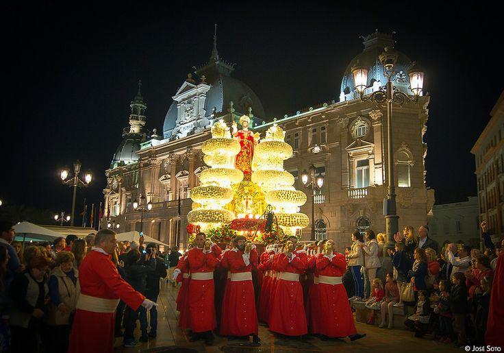 Santiago en Martes Santo