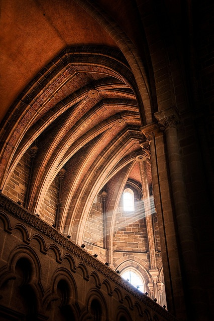 Bamberg Cathedral -- Bamberg Germany via Flickr
