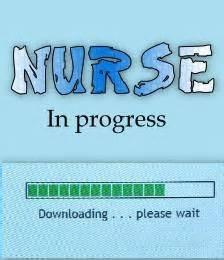 Keep on downloading all that information Blake Austin College Nursing Students!