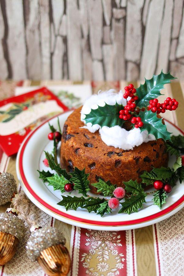 伝統を作る クリスマスプディング
