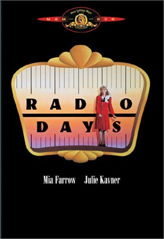 Días de radio - 1987 - Woody Allen