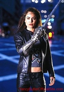 Yancy Butler in Witchblade - I loved this show ;)