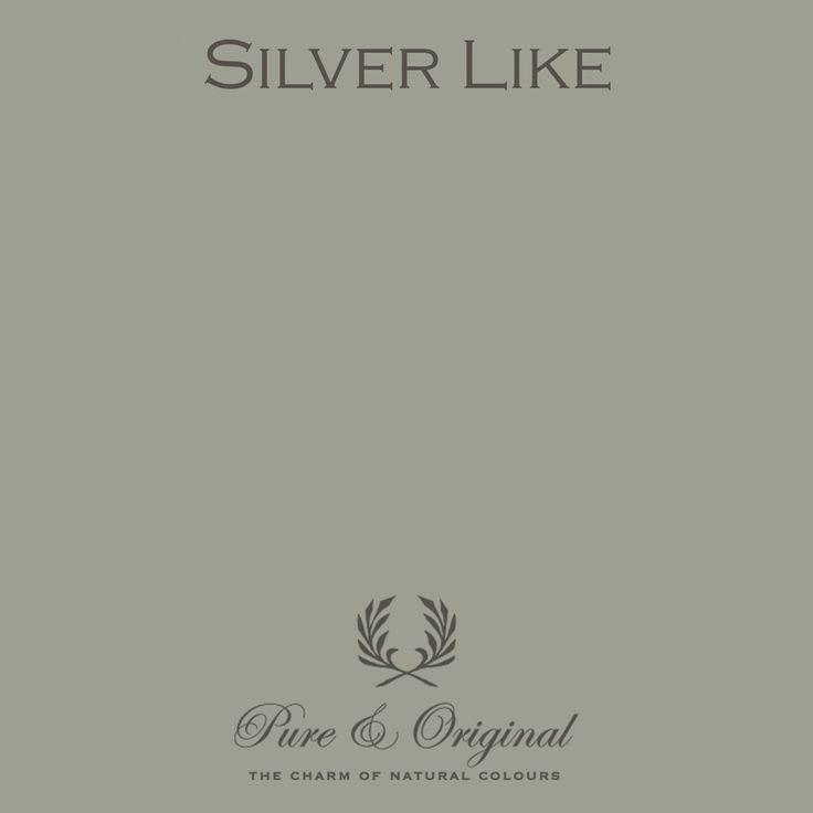 Silver Like | Pure & Original Paint