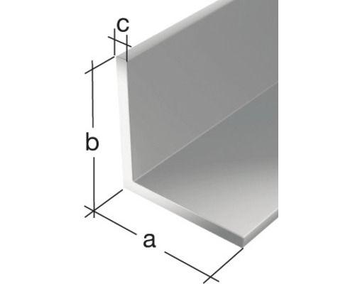 Winkelprofil GAH Alberts Aluminium 40x40x2 mm, 2 m, gleichschenklig jetzt kaufen bei HORNBACH.at