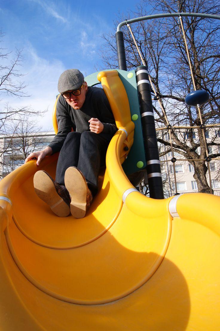 -Grandpa slide-