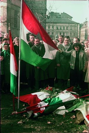 Hungarian Revolution Time | Hungarian Revolution 1956