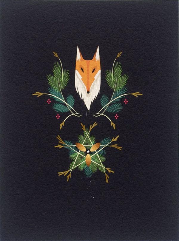 Krista Huot - Solstice Fox (2011)