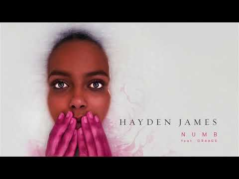 Letras: NUMB - Hayden James feat. GRAACE