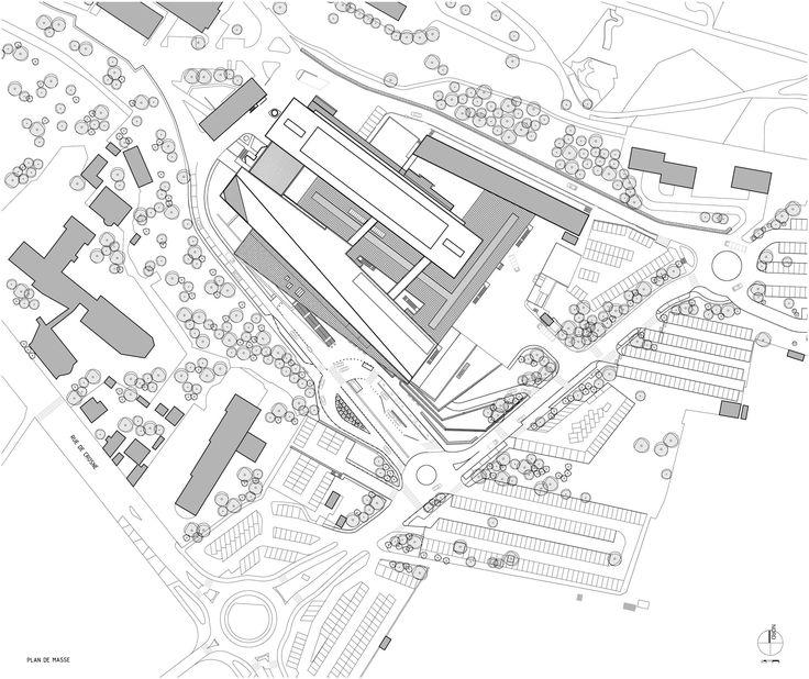 Gallery of Villeneuve-Saint-Georges Hospital / Atelier d'architecture Michel Rémon - 46