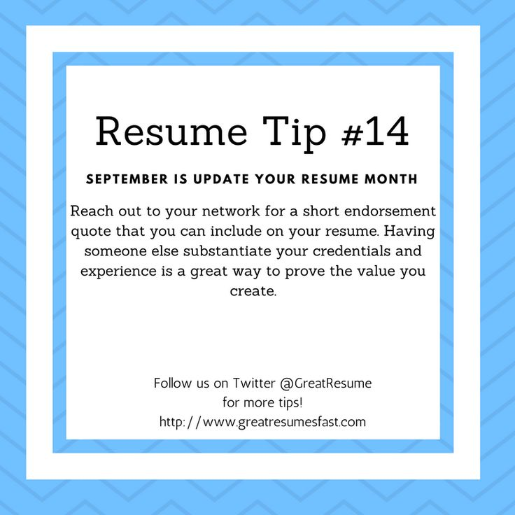 64 best 2017 Resume Tips images on Pinterest September, Blog - best resume writing service