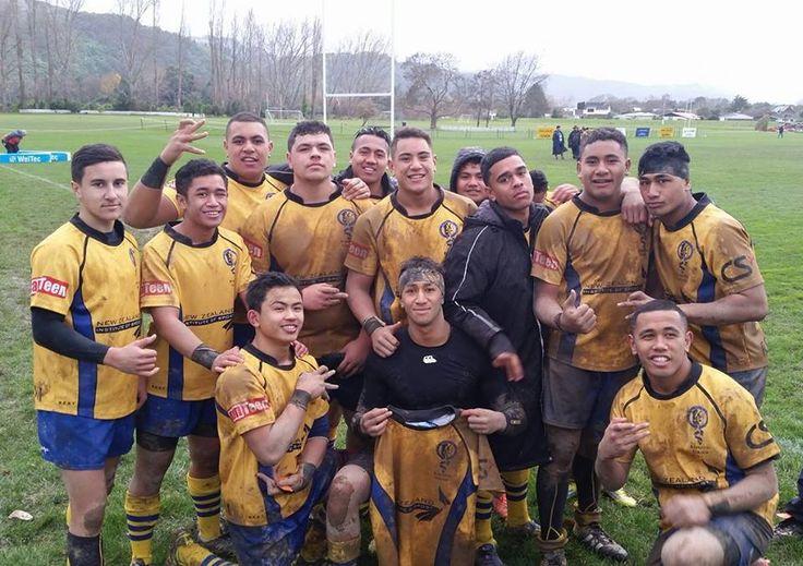Rongotai College - 20 (Jason Tuitama, Penalty try. Matiu Samuel 2 con, 2 pen) St Pat's Silverstream - 13 Callum Harkin try, 2 pen. 1 con. 31 June 2016.
