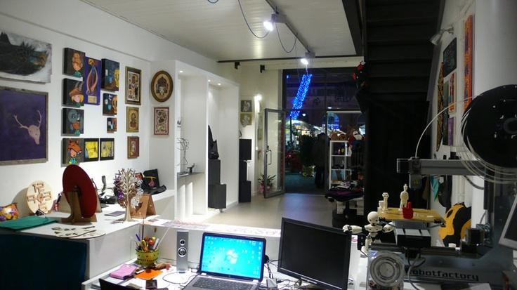 """#Prototype #Factory, una giovane realtà legata al mondo dei """"#makers"""", dell'#arte e del #design a #Torino"""