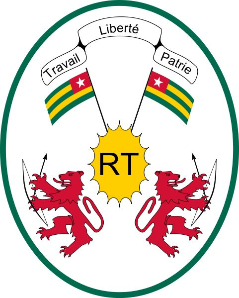 File:Coat of arms of Togo.svg