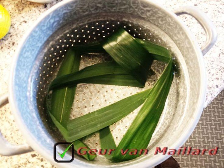 Rijst stomen - Geur van Maillard