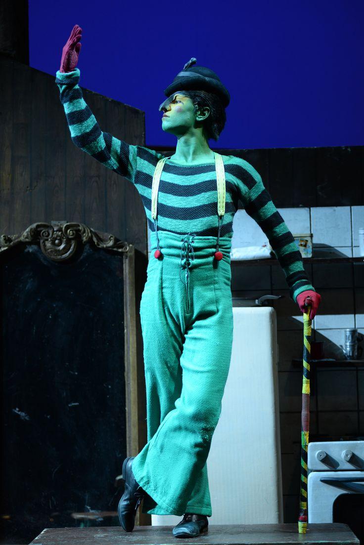 Pinocchio il grande Musical un scena al #TSV_Nuovo di Verona dall'1 al 3 dicembre 2015. (Ph. Alessandro Pinna) http://www.teatrostabileveneto.it/events/event/pinocchio-il-grande-musical/