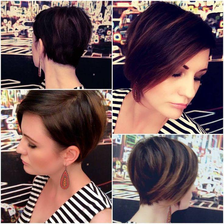 Deze 10 verschillende korte kapsels zijn prachtig met bruin haar! - Kapsels voor haar