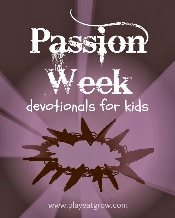 We are starting a series of Passion Week devotionals for kids. Come see how we make Palm Sunday meaningful through the classic game of lava floor.
