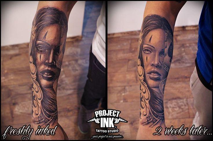 Tattoo by Project INK Salzburg #projectink #tattoo #salzburg