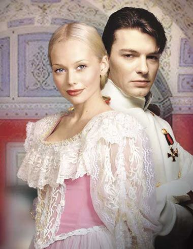 """Poor Nastya. The story of """"Bednaya Nastya"""" is set in the XIX century and features a whole tangle of various genres: romance, detective, historical drama and whatnot. The main plot of this soap-opera turns around a young and of course beautiful girl named Anna Platonova - a serf that was brought up by her patron Baron Korf who treated her like his own daughter, much to the seeming displeasure of his son Vladimir. Upon entering the High Society and meeting a noble young man Mikhail Repnin..."""