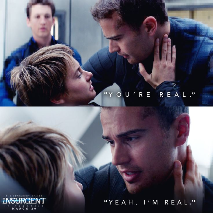 NOT IN THE BOOK!!!!!!!!!!! The #FourTris feels become real this Friday. #Insurgent