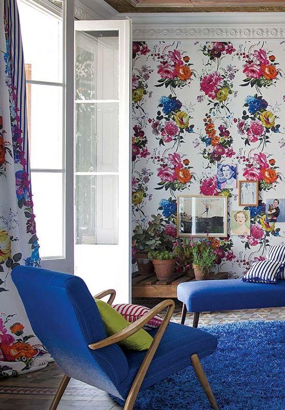 20 provas de que uma parede de tecido é o jeito mais fácil de transformar sua…