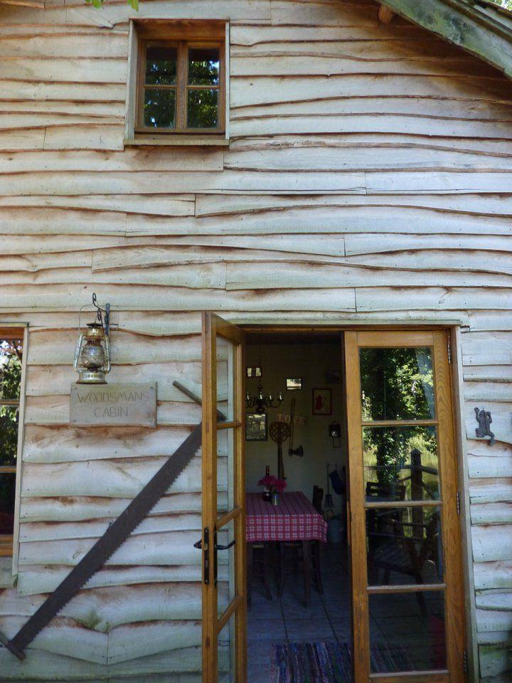 The Woodsman's Cabin – nowoczesna STODOŁA | wnętrza & DESIGN | projekty DOMÓW | dom STODOŁA