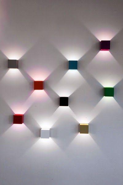 Usando Arandelas | Studio Muriel Angel Arquitetura Corporativa e Retail Design