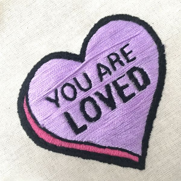 How To Make Embroidered Patches Hobbycraft Blog Embroidered Patches Embroidered Patch Diy How To Make Patches