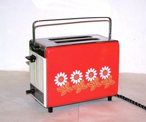 Toshiba 60s toaster