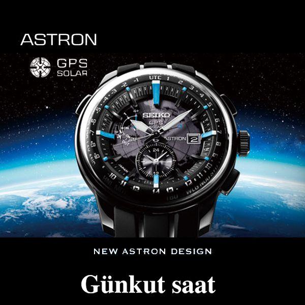 Renk ve uyumunu, Dünya'yı çevreleyen stratosferden ilham alan Seiko Astron GPS Solar koleksiyonu Günkut Saat'te...  http://www.gunkutsaat.com/icerik.asp?inf=28