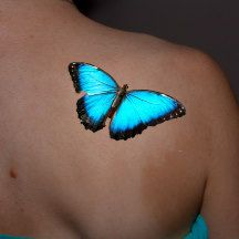 Stunning butterfly transfers and temporary tattoos available. Loads of different designs #temp_tattoos
