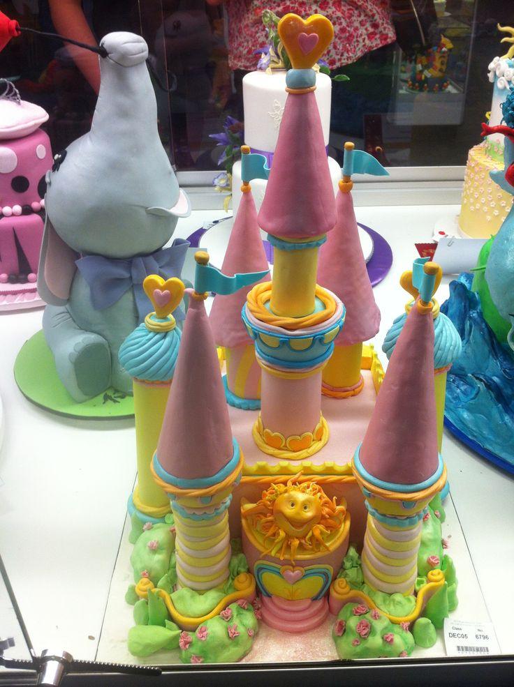 Decorative Themed Cake Royal Melbourne Show 2014