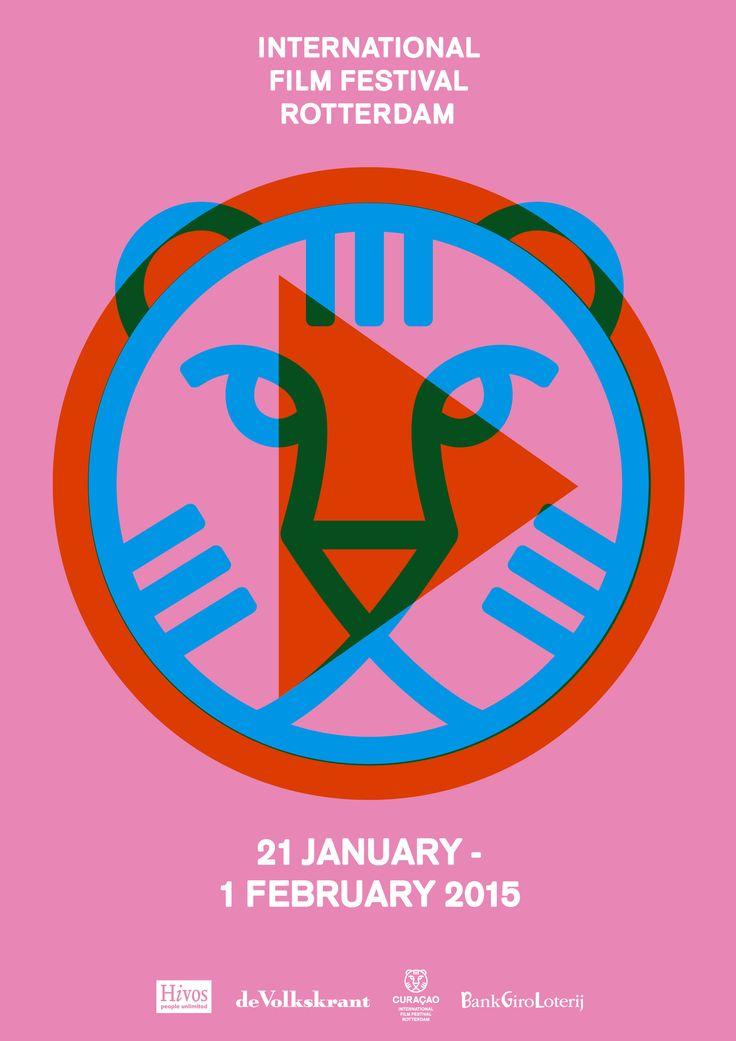 International Film Festival Rotterdam Poster #IFFR 2015