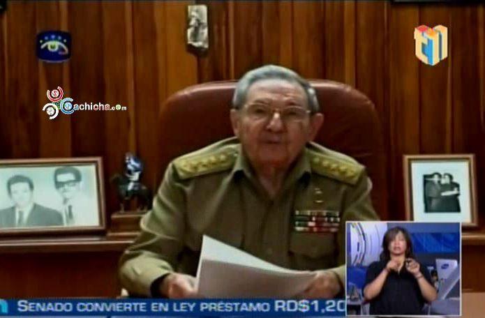 Raúl Castro Cuba Y EE UU Han Adoptado Medidas Mutuas Para Mejorar El Clima Bilateral #Video