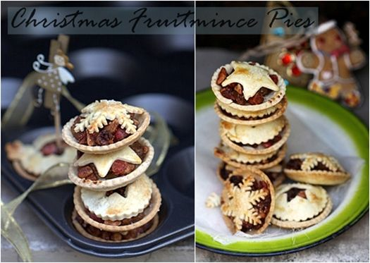 Have you tried the #Thermomix #recipe for these beautiful #Christmas Fruit Mince Pies?