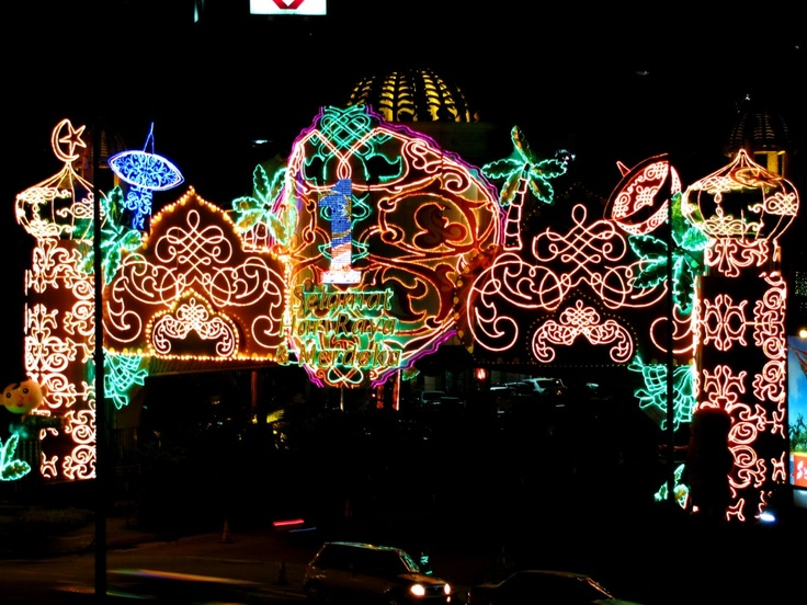Fest zum Ende der Fastenzeit -- Selamat Hari Raya Aidilfitri -- Hari Raya Aidilfitri is a celebration that marks the end of the fasting month, #Ramadan. #Malaysia