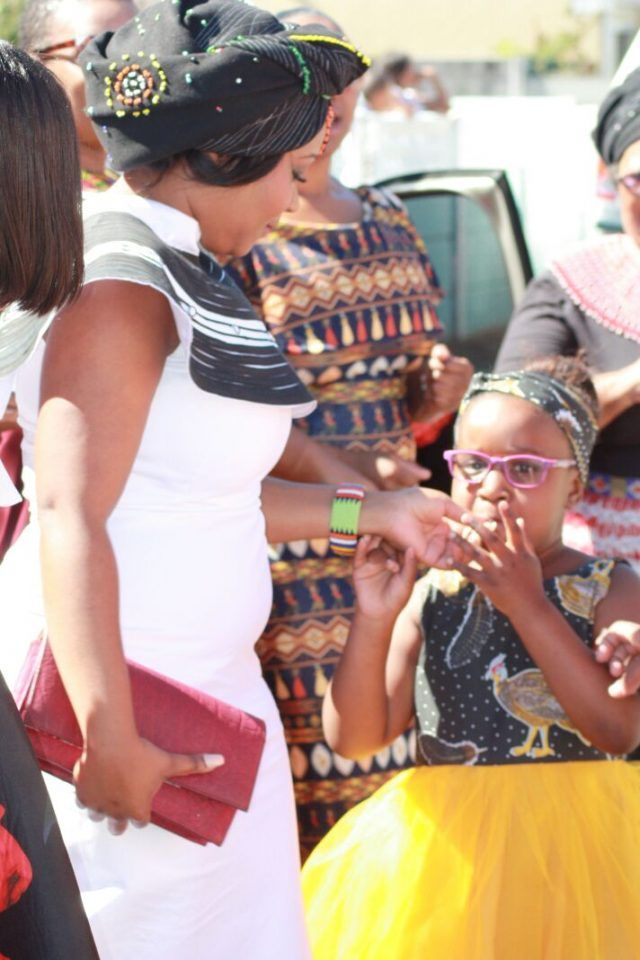 Julia And Thabang's Multicultural Wedding