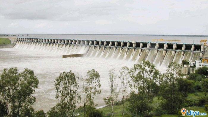 """Ujjani Dam """" Bhima Dam """", Solapur, Maharashtra  @ http://ijiya.com/8236817"""