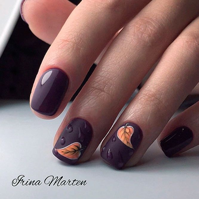 27 Beautiful Square Nails Design Ideas You'll Want To Copy Immediately